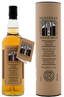Kilkerran Single Malt Scotch